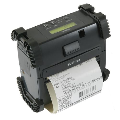 Toshiba B-EP4DL Taşınabilir Barkod ve Etiket Yazıcı