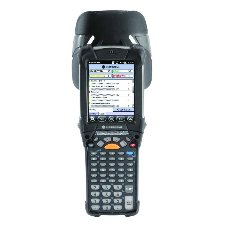 Motorola MC9190-Z El Terminali