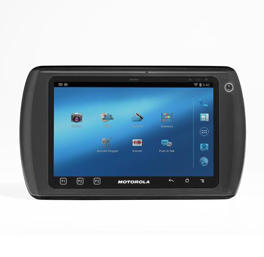 Motorola ET1 Endüstriyel Tablet