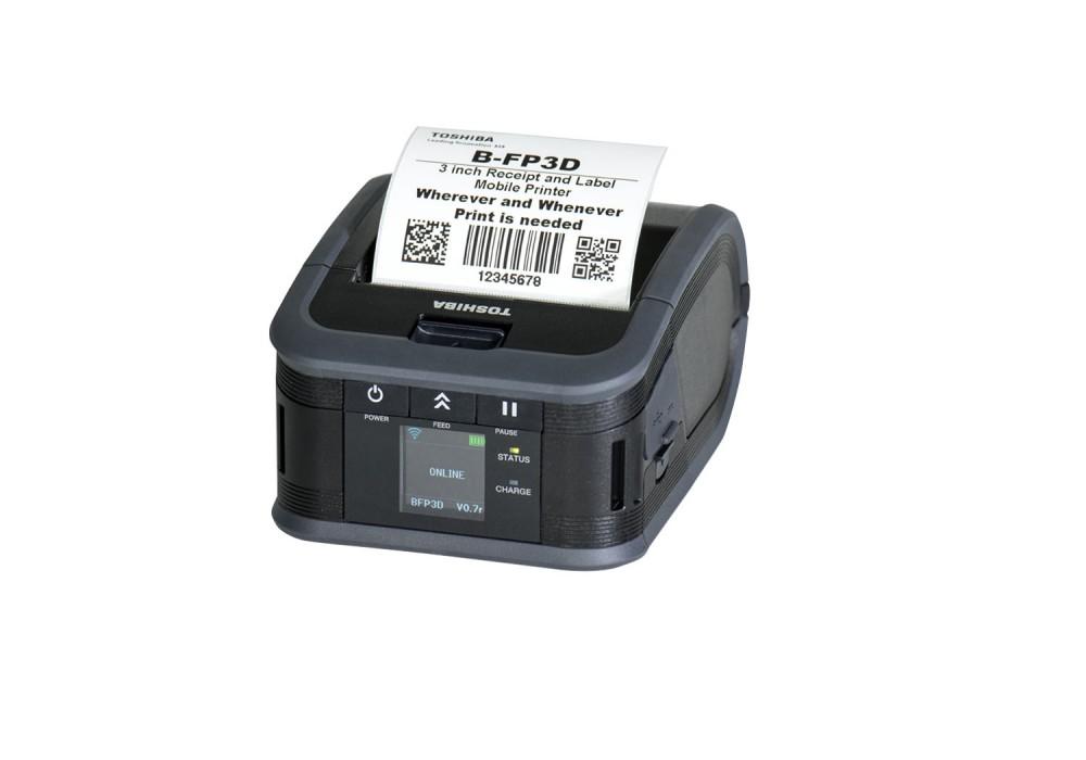 Toshiba B-FP3D Barkod Yazıcı