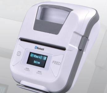 Taşınabilir - Mobil Termal Etiket - Fiş Yazıcı