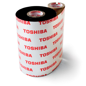 Toshiba Wax/Resin Ribbon (Toshiba Ribon)