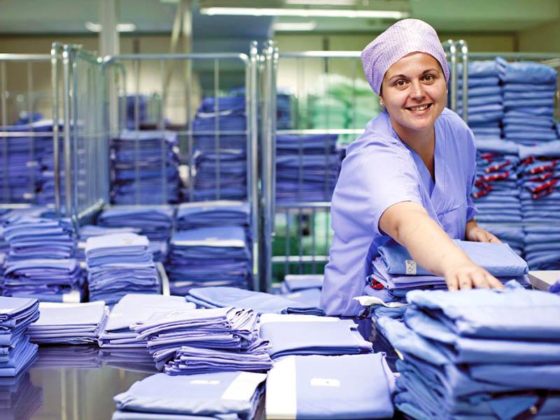 RFID Tagler ile Tekstil Ürünleri Takibi Barkod Sistemleri