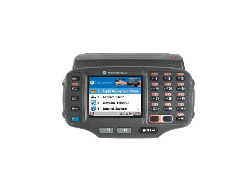 Motorola WT41N0 Giyilebilir Terminal