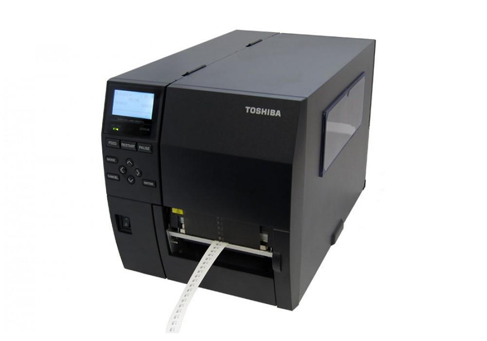 Toshiba B-EX4T3-HS12-QM-R Barkod ve Etiket Yazıcı