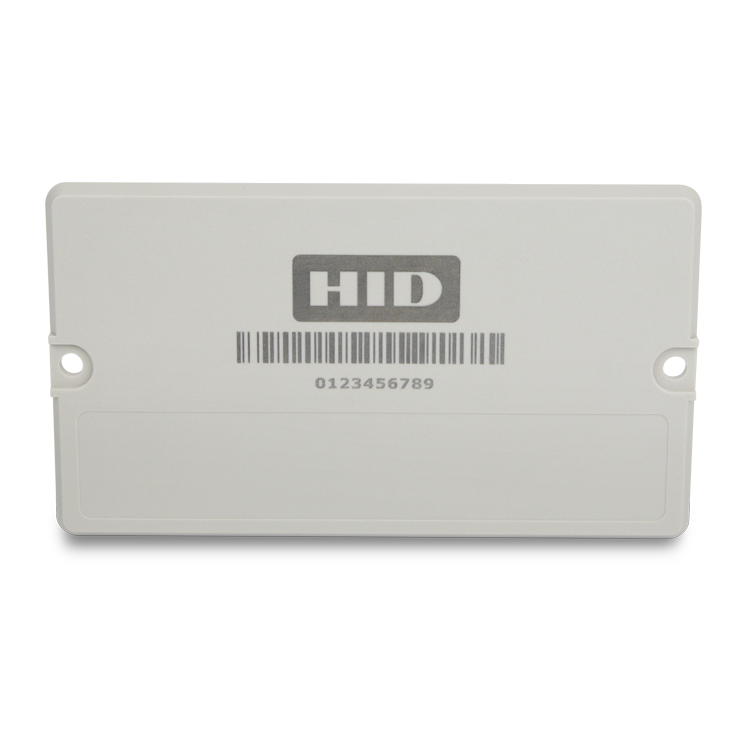 HID Plate Inline Tag