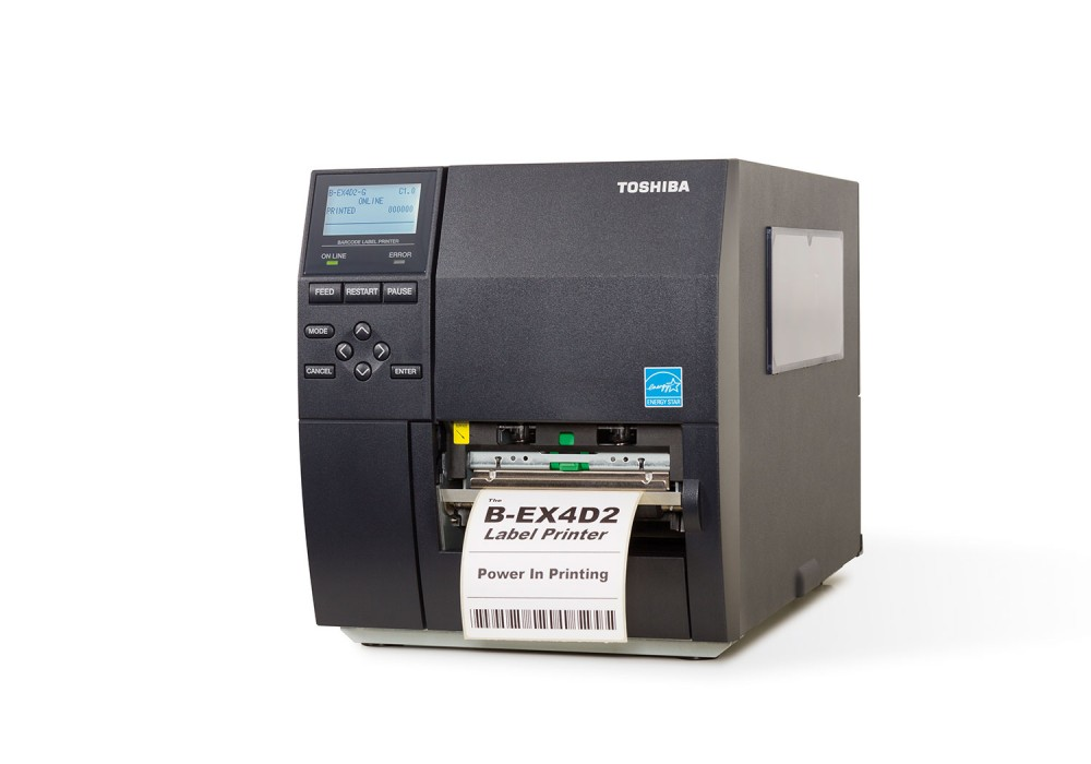 Toshiba B-EX4D2 Masaüstü Barkod ve Etiket Yazıcı