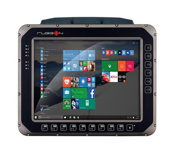 RuggON VX-601 Windows 7 Professional & Windows 10 IoT İşletim Sistemleri, Akıllı Güç Yönetimi ve Programlanabilir 9 düğme ile üretkenliği arttırmaya hazır.