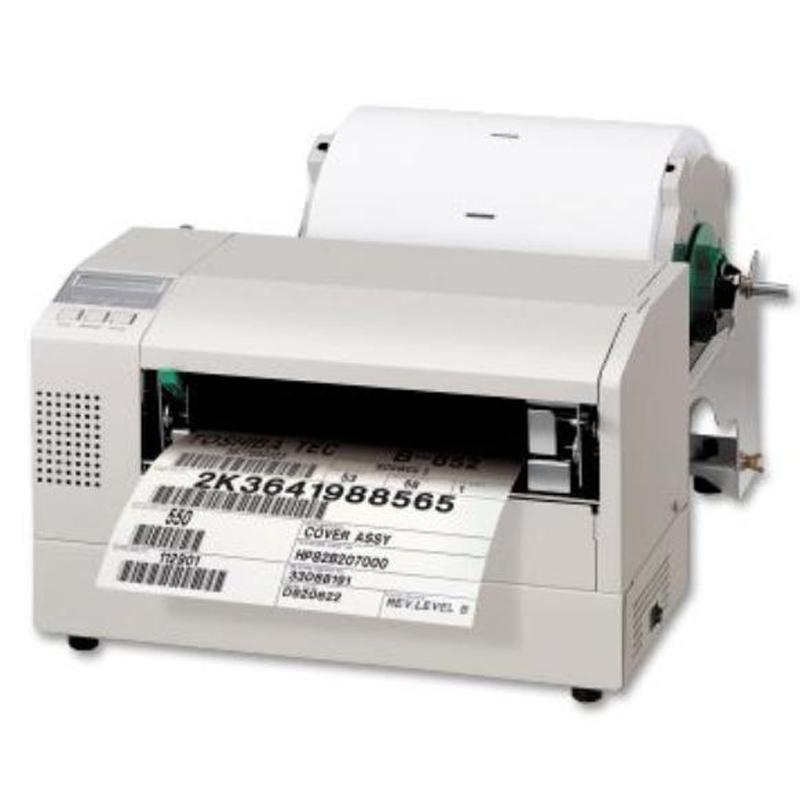 Toshiba B-852 Barkod ve Etiket Yazıcı