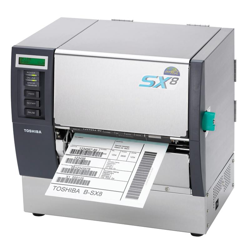 Toshiba B-SX8T Barkod ve Etiket Yazıcı